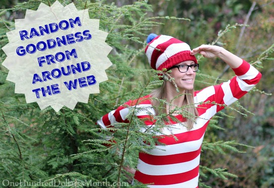 Random Goodness from Around the Web