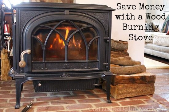 Save Money with a Wood Burning Stove