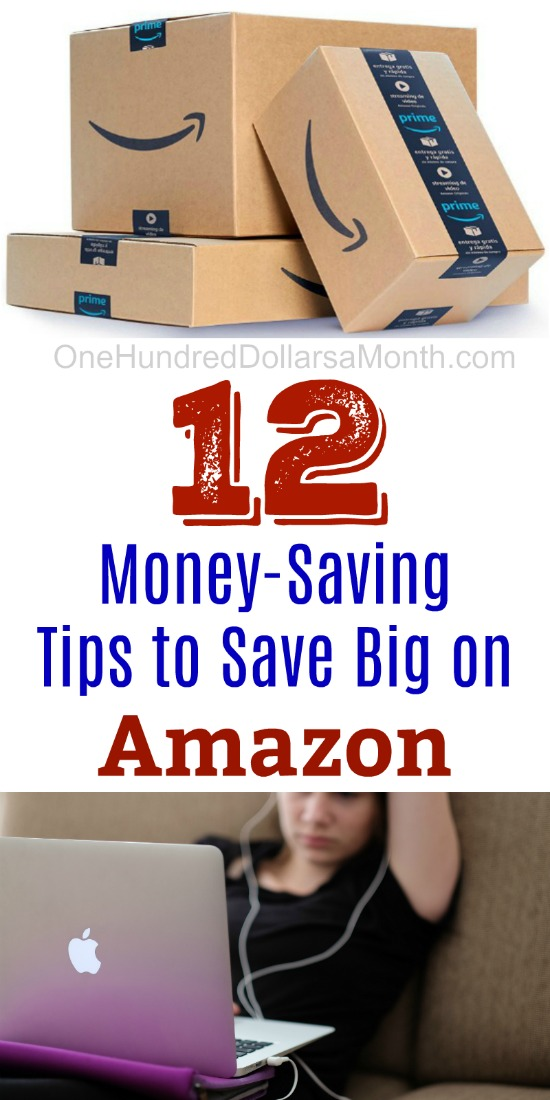 12 Money-Saving Tricks to Save Big While Shopping on Amazon