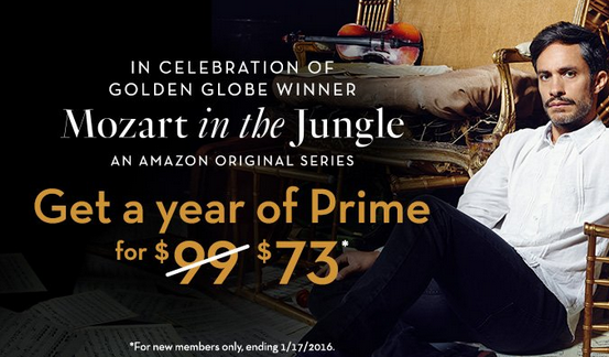 ACT FAST: Amazon Prime on Sale for $73 THIS WEEKEND ONLY!
