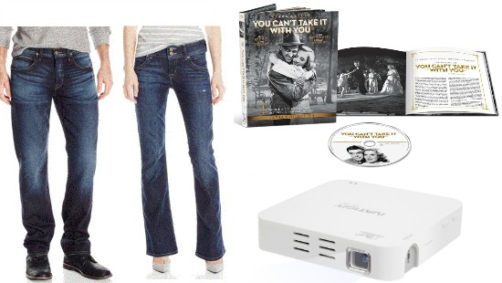 Kindle Books, Instant Ice Packs, Hudson Jeans, Natural DIY Air Freshener Recipe and More