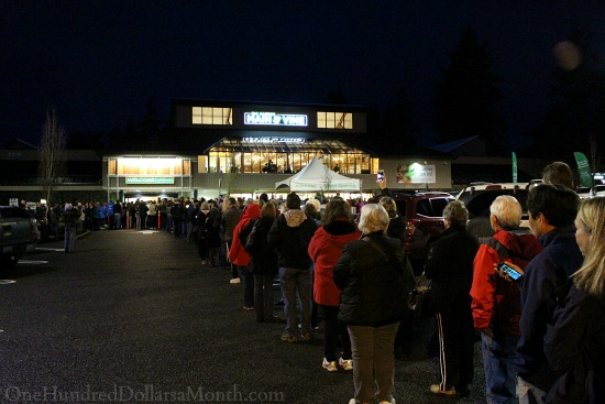 Main and Vine Gig Harbor Grand Opening