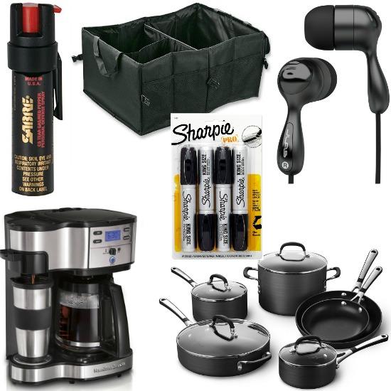 March Garden Chores, Elephant Company,Hansen's Soda, Pepper Spray and More