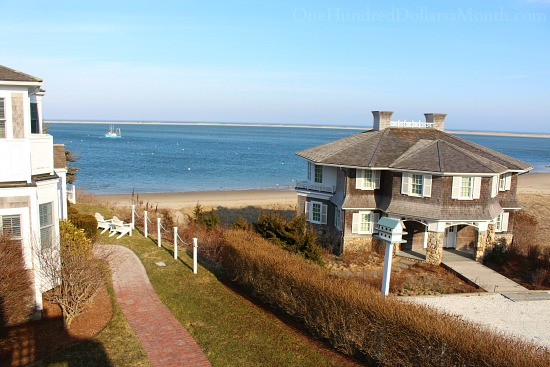 Free Upgrade to an Ocean Front Cottage on Cape Cod? Yes Please!