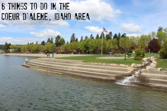 6 Things To Do In The Coeur D 39 Alene Idaho Area One Hundred Dollars A Month