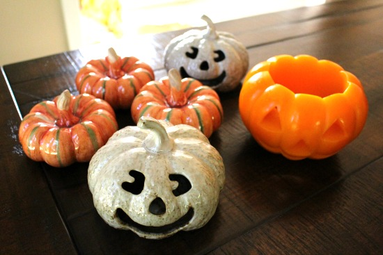 Getting Rid of 1,000 Things – Halloween Decorations and Craft Supplies