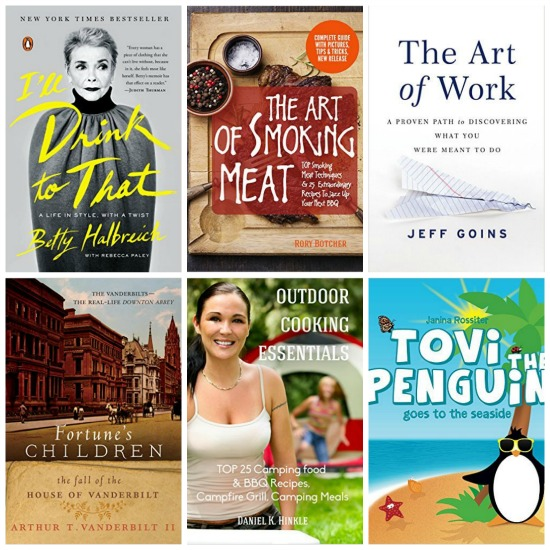 Singer Serger, Swimsuits, The Art of Work, Roasted Asparagus and More