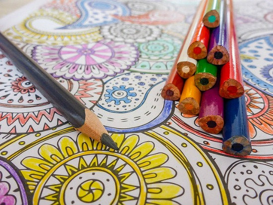 The Value of a Coloring Book