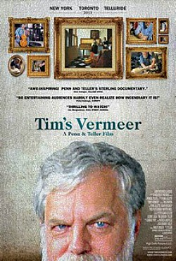 Friday Night at the Movies – Tim's Vermeer
