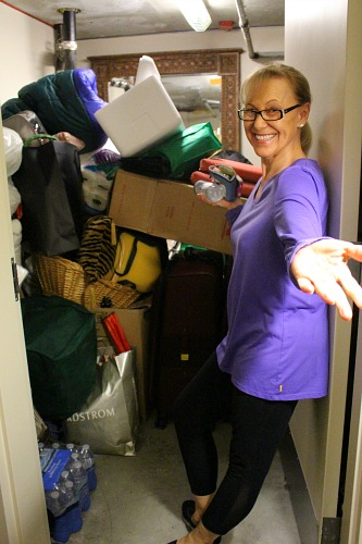 The Storage Unit – And Why You'll Never See Me on Hoarders
