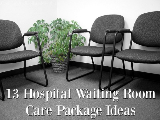 13 Hospital Waiting Room Care Package Ideas