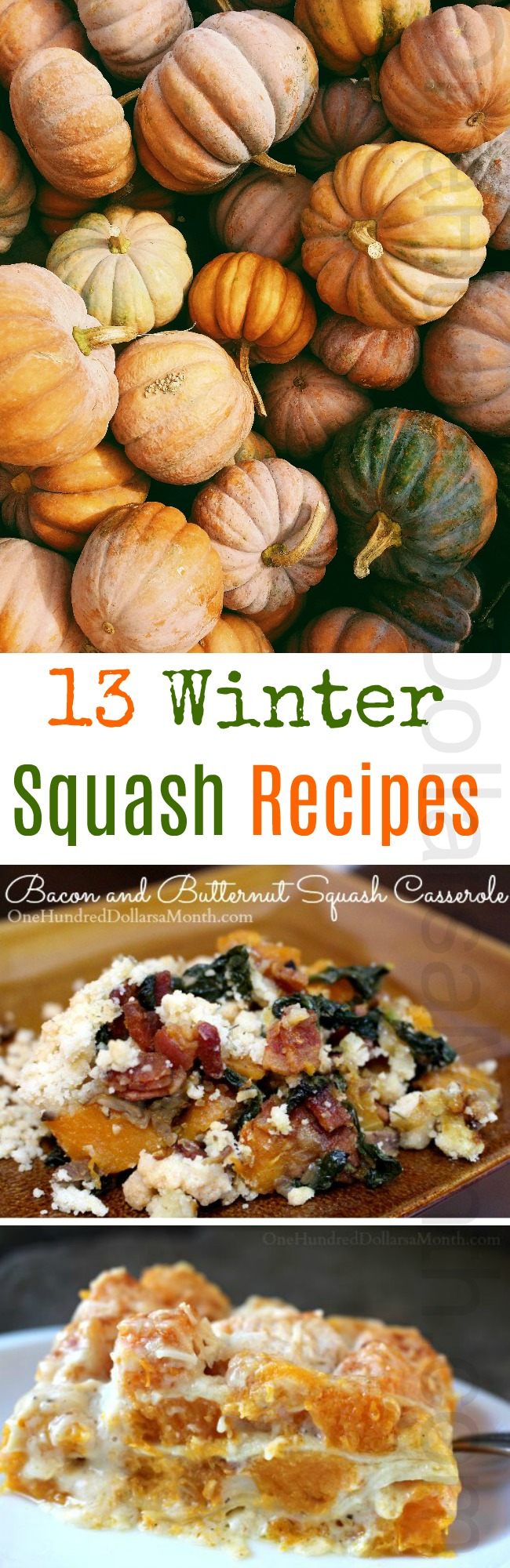 13 Winter Squash Recipes to Serve This Fall