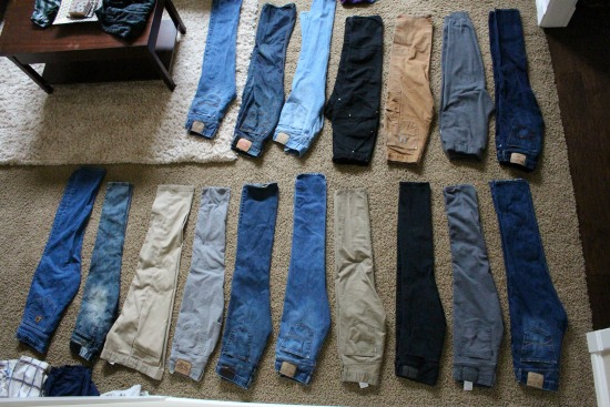 Random Photo Update – Coffee, Granny Panties and 17 Pairs of Pants