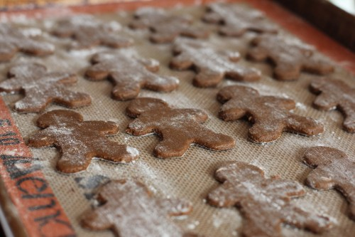 25 Days Of Christmas Cookies – Gingerbread Man Recipe