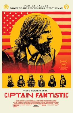 Friday Night at the Movies – Captain Fantastic