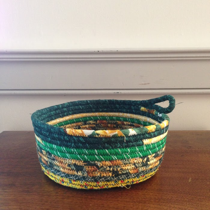 how to make a rope basket one hundred dollars a month. Black Bedroom Furniture Sets. Home Design Ideas