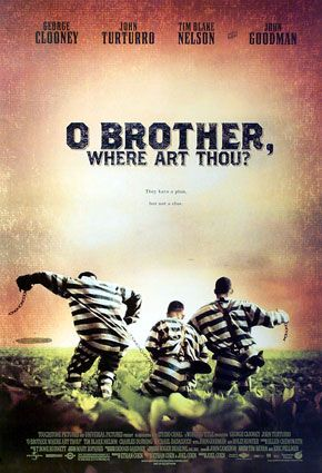 Friday Night at the Movies – Oh Brother Where Art Thou