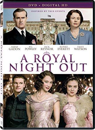 Friday Night at the Movies – A Royal Night Out