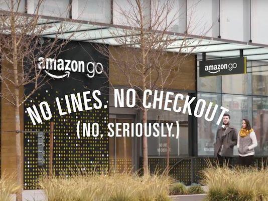 Amazon Opening Grocery Store in Washington