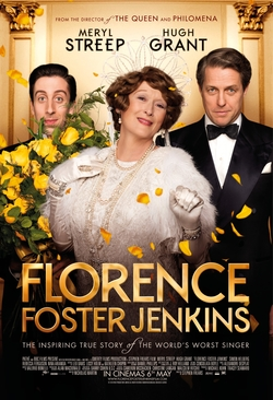 Friday Night at the Movies – Florence Foster Jenkins