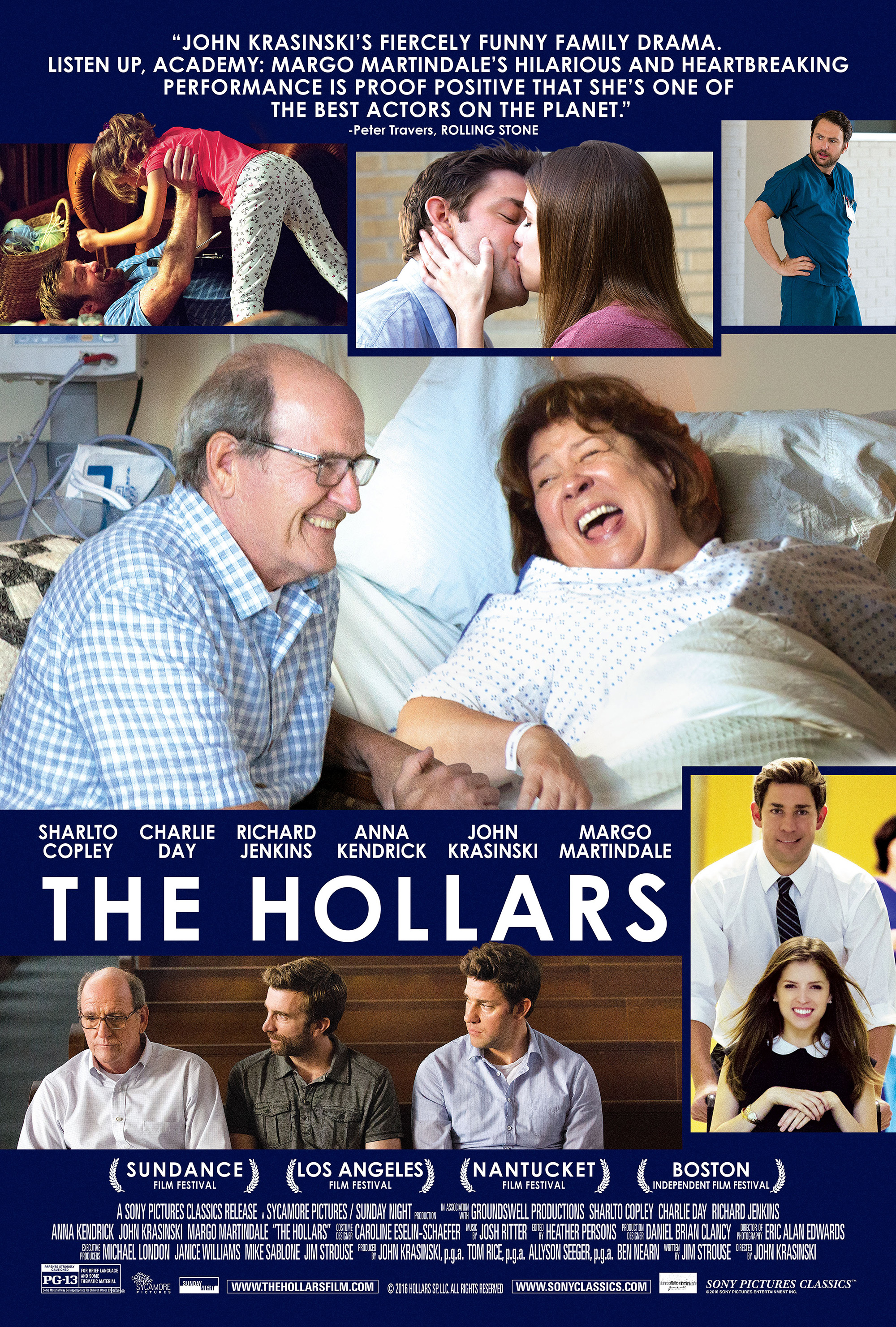 Friday Night at the Movies – The Hollars
