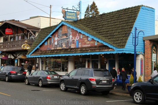 Sluys' Bakery in Poulsbo, Washington