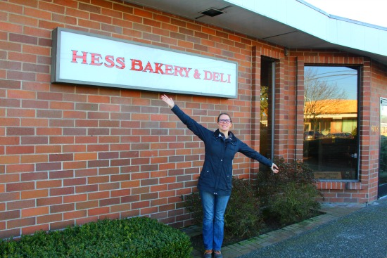 Hess Bakery in Lakewood, Washington