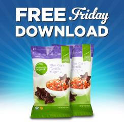 Free Organic Tortilla Chips, Online Groceries, Peter Rabbit and More