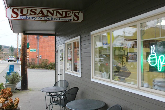 Susanne's Bakery & Deli in Gig Harbor, Washington