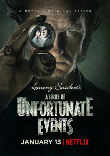 Friday Night at the Movies – A Series of Unfortunate Events: Season 1