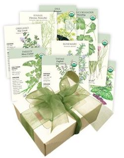 Giveaway – Enter to Win One of My Favorite Botanical Interests Seed Collections