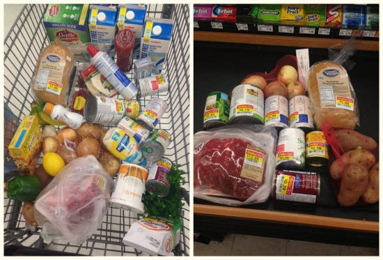 Helping Mrs. HB Get Control of Her Grocery Budget – Week 7