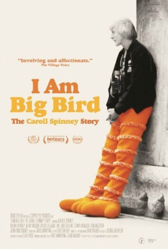 Friday Night at the Movies – I Am Big Bird Movie