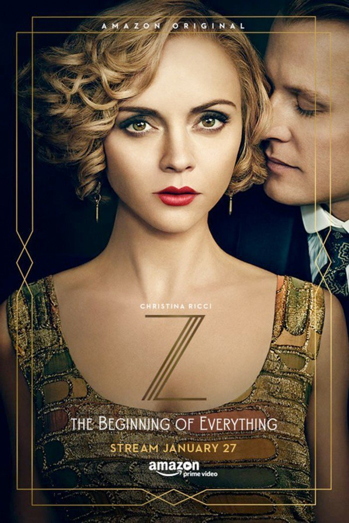 Friday Night at the Movies –  Z: The Beginning of Everything