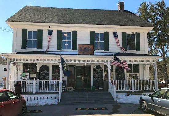 Mavis Travel Log Day 5 – Barrington, Sunapee, and Nashua New Hampshire