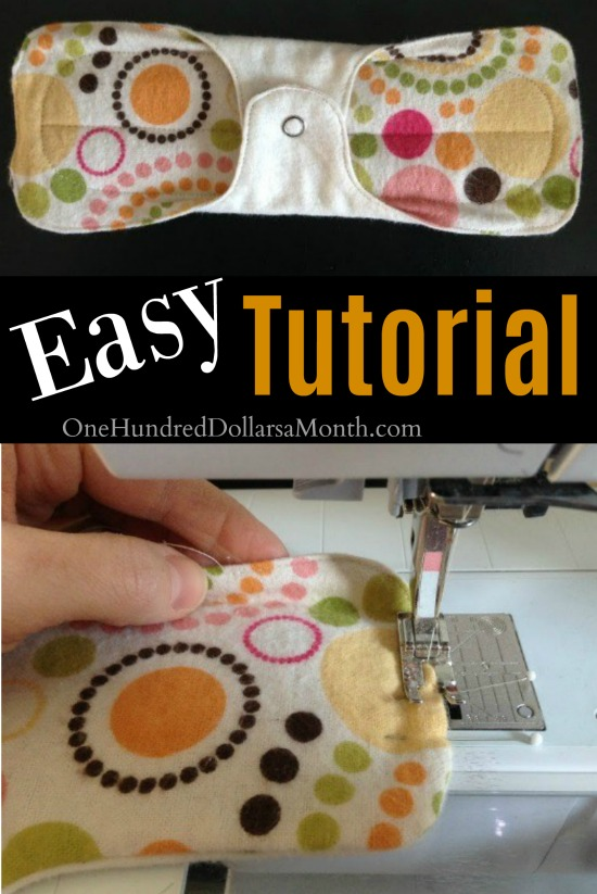 Sewing Tutorial – How to Make LuoPads