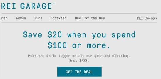 Online Grocery Deals, Spring Booties, REI Outlet, DIY Carpet Freshener and More
