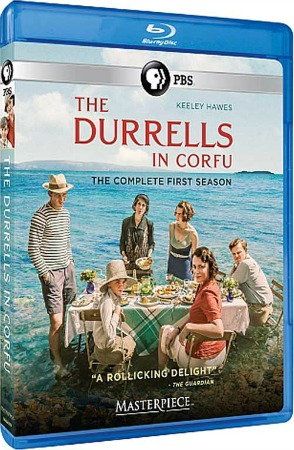 Friday Night at the Movies – The Durrells in Corfu