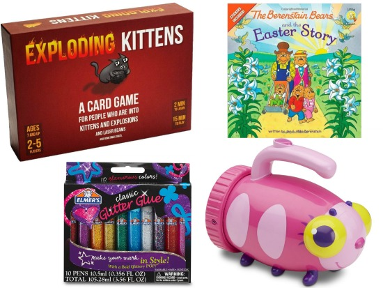 Online Grocery Deals, Glow in the Dark Easter Eggs, Ham and Cheese Casserole and More