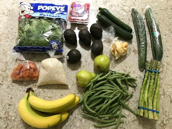 $250 a Month Food Budget – Groceries, Take Out and Date Nights April 10th-16th