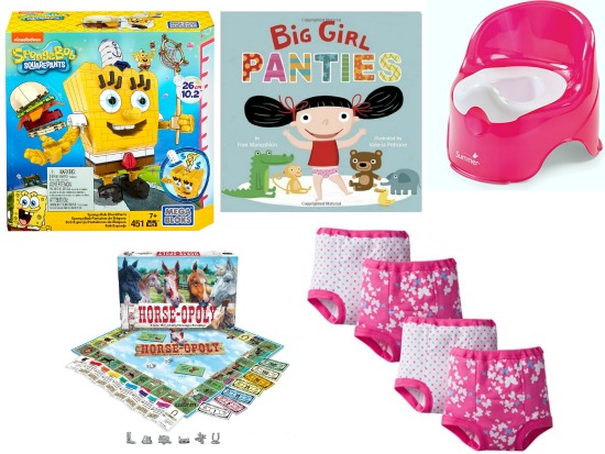 Daily Deals Thursday – Online Grocery Deals, Cool Teacher's Gift Idea, Big Girl Panties and More