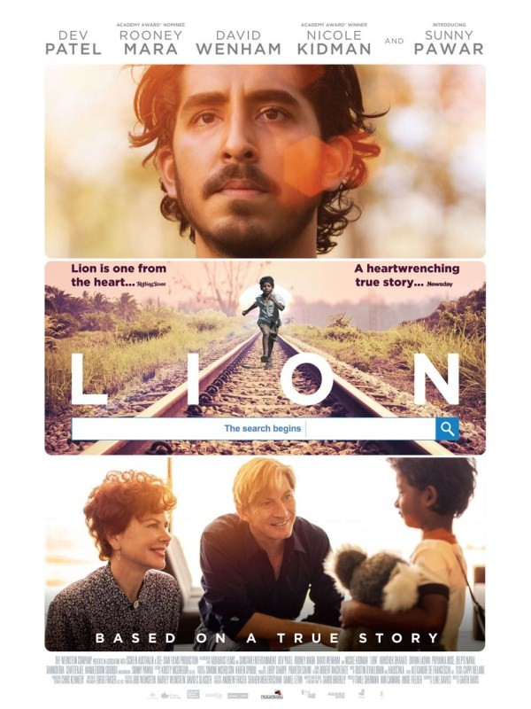 Friday Night at the Movies – Lion