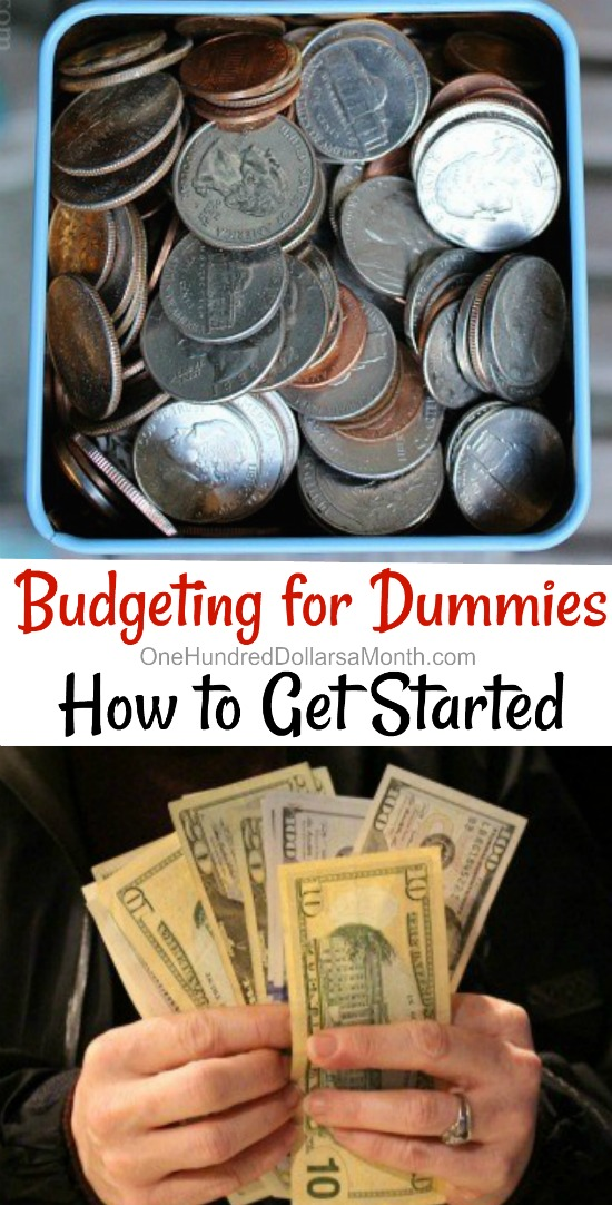 Budgeting for Beginners : How to Get Started
