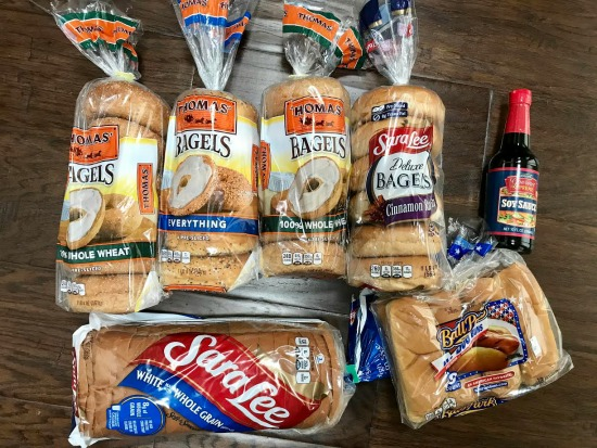Money Saving Tip – Buy Bread at Bakery Outlets