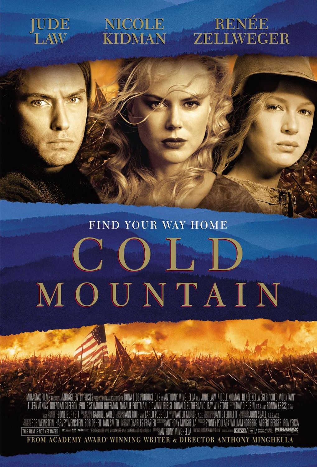 Friday Night at the Movies – Cold Mountain