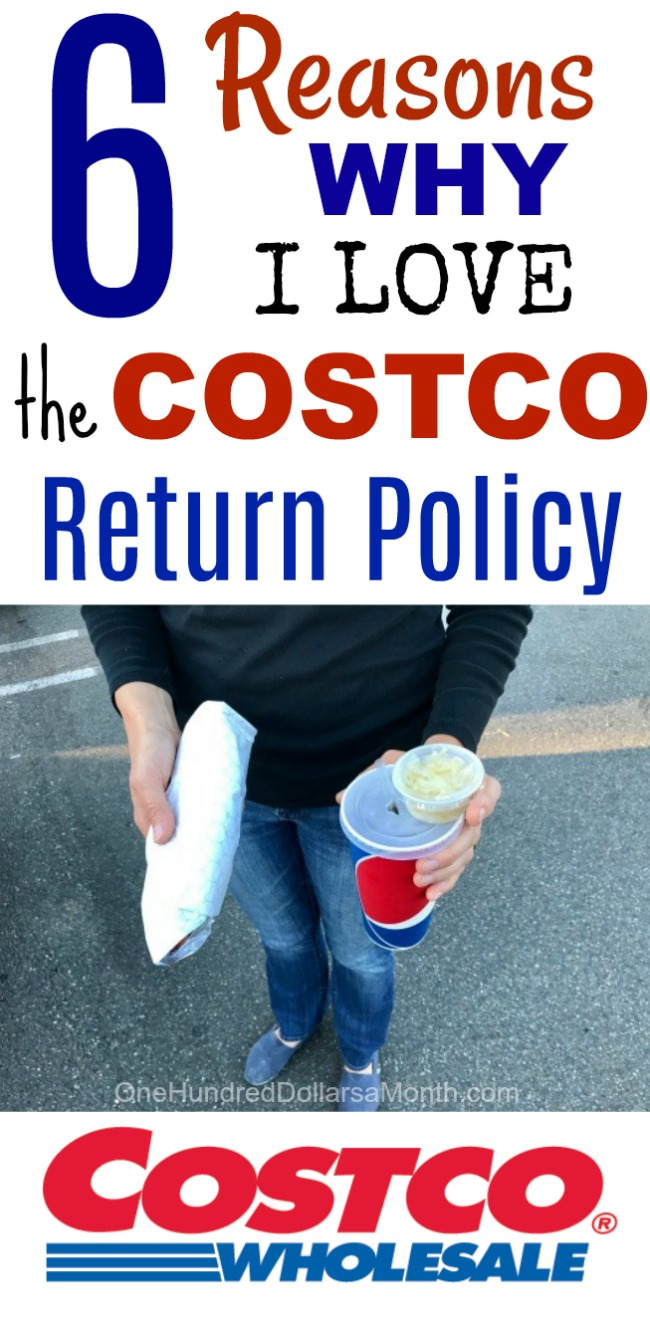 6 Reasons Why I Love the Costco Return Policy