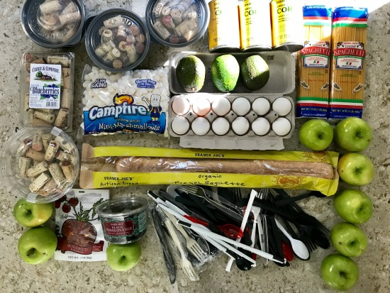 $250 a Month Food Budget – Groceries, Take Out and Date Nights August 14th- August 20th