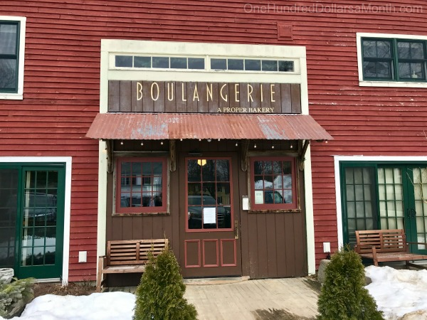 Boulangerie, A Proper Bakery in Kennebunk, Maine