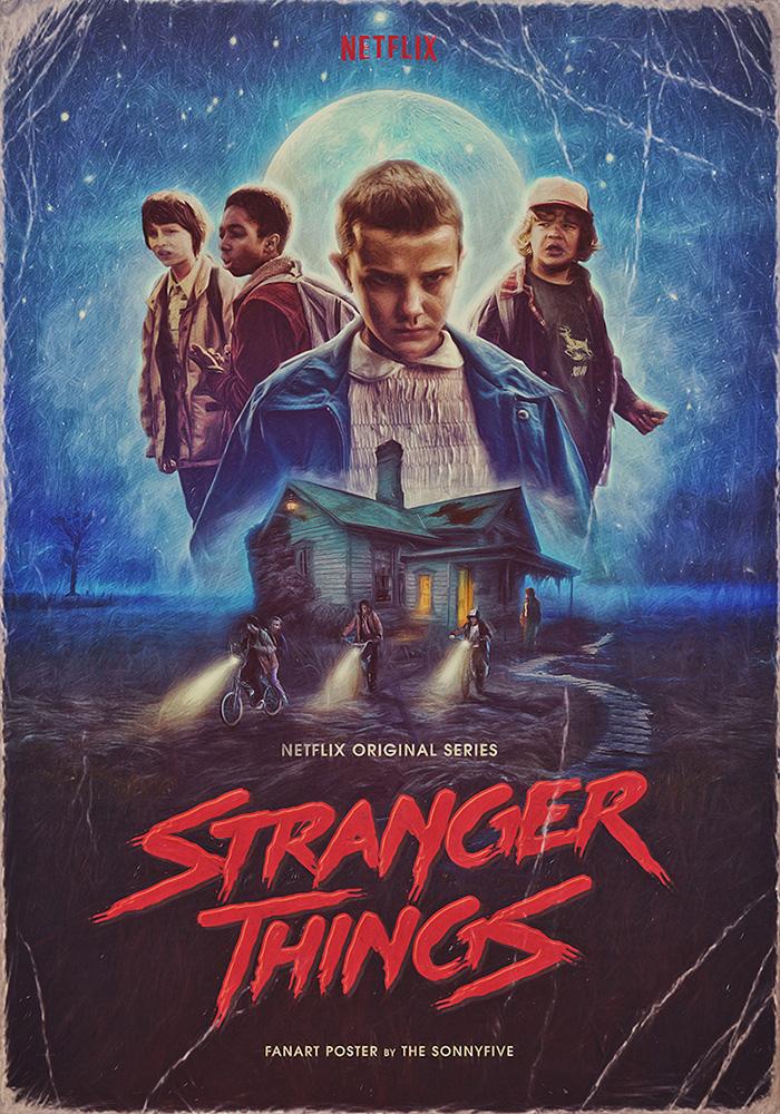 Friday Night at the Movies – Stranger Things 1 & 2