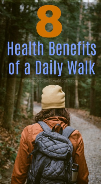 The 8 Health Benefits of a Daily Walk